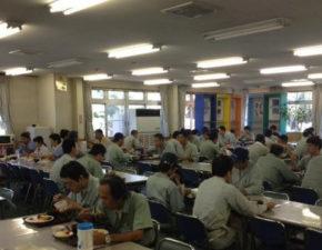 桐生給食センター1