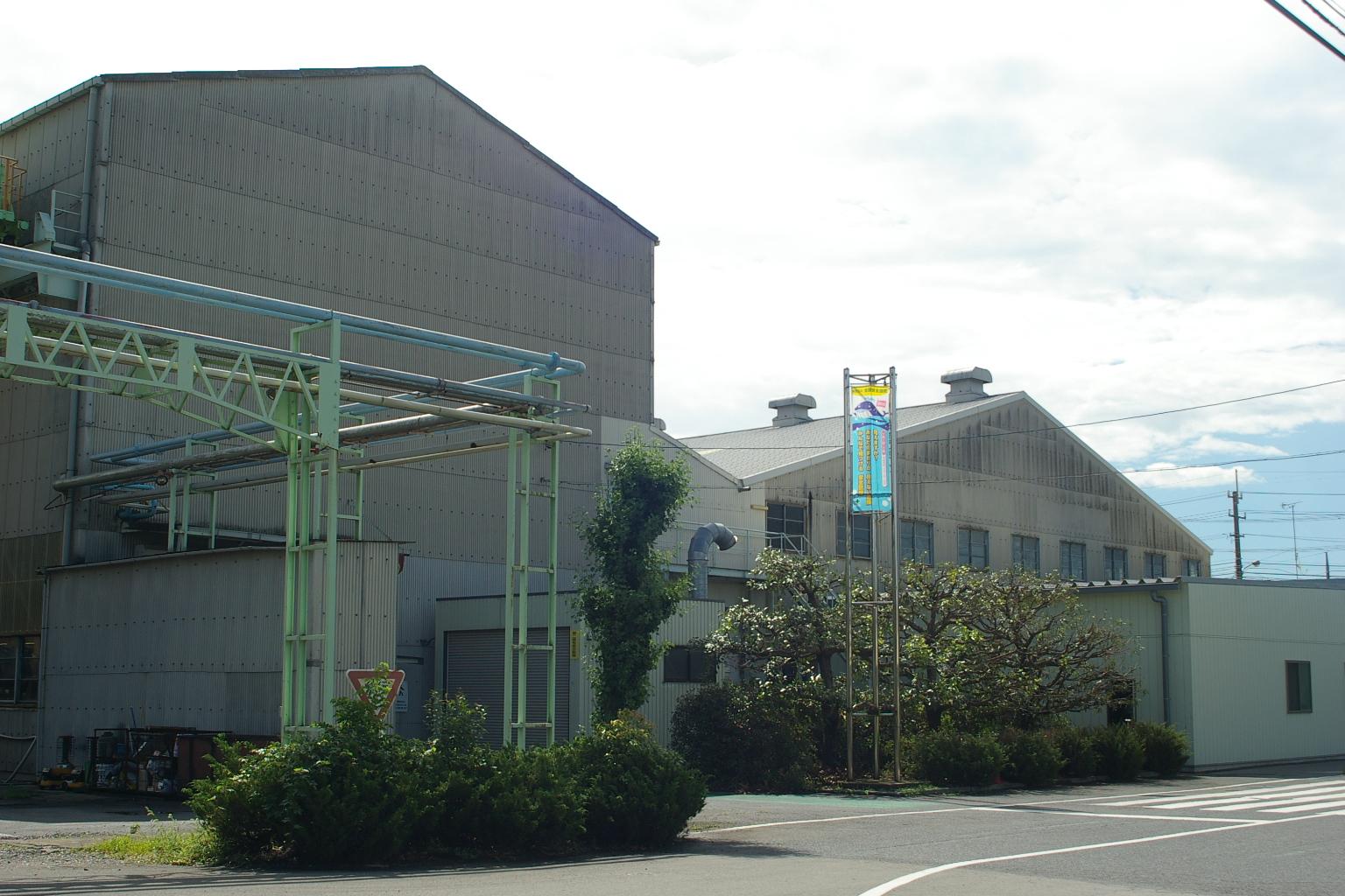 MJ工場外観