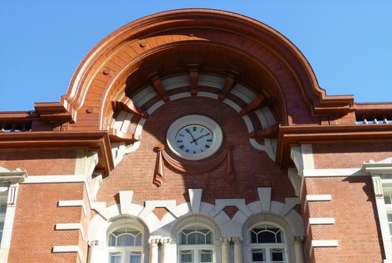 東京駅(時計)