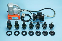 [写真]専用拡管工具据置タイプ:BKD-04型