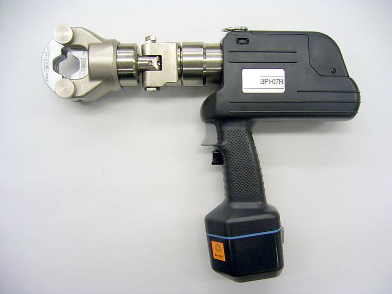 [画像]BPI-07R型(首振・充電式)
