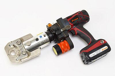 [画像]専用締付工具:BPD-10R型