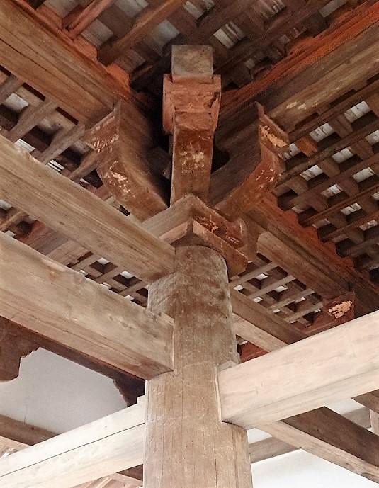 法隆寺構造