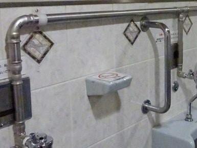 トイレ露出