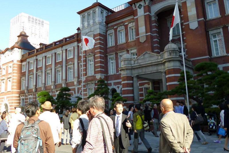 東京駅(観光)